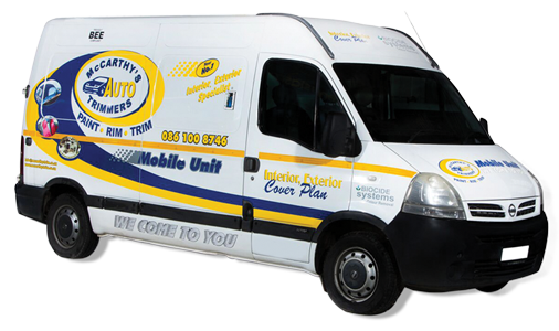 Home Mccarthys Auto Trimmers