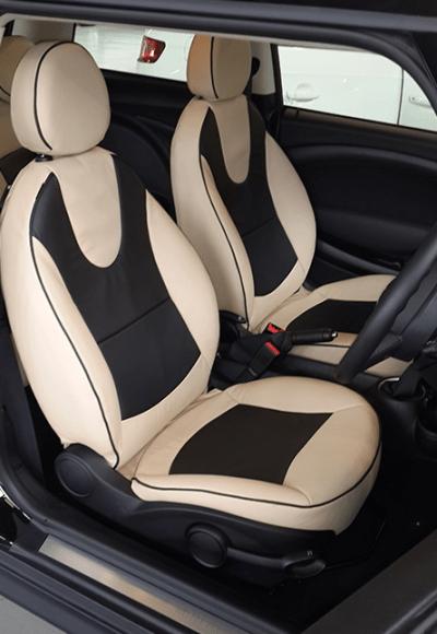 Mini Leather Interior