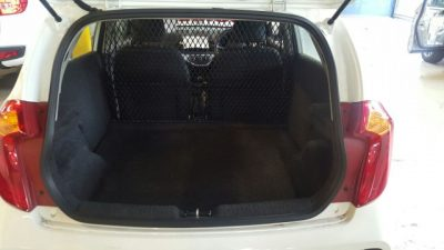 Professional conversion from small hatch backs to caddy's