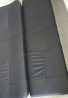 Professional manufacture of comfort cushions for Extended Cab Bakkie's