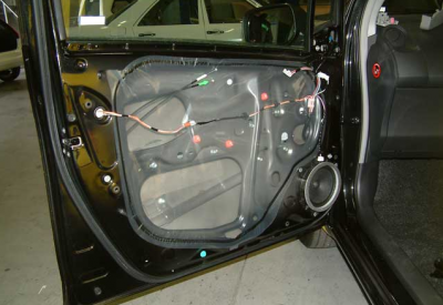Repair to all makes of door panels, as well as recovering the inserts with leather or vinyl, specialising in plastic repair