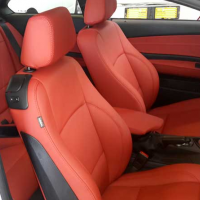 Leather, Vinyl and Cloth Upholstery