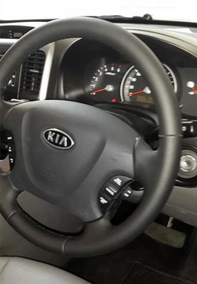 Steering Wheel Recovering