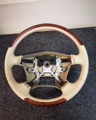 Steering Wheel repair