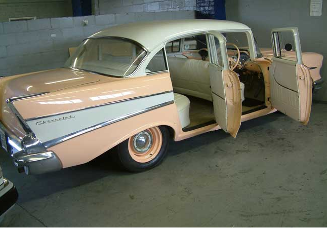 Vehicle Interior Restoration Classic Amp Vintage