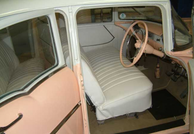 Vehicle Interior Restoration, Classic & Vintage