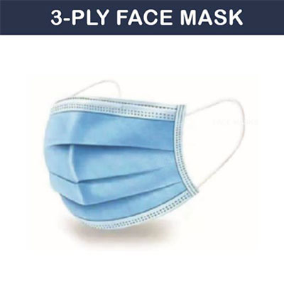 3-Ply-Face-Mask